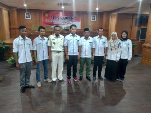 Foto bersama purna paskibraka indonesia