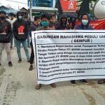 """GEMPUR""Kepung Kejati Kalimantan Timur"