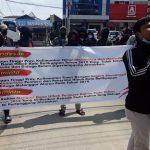 Jamper Kaltim Kembali Kepung Kejati Kaltim Guna Mengusut Tuntas Dana Hibah Pemprov Ke Kota Balikpapan Dan Polda Kaltim